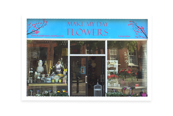 Make my day shop front image