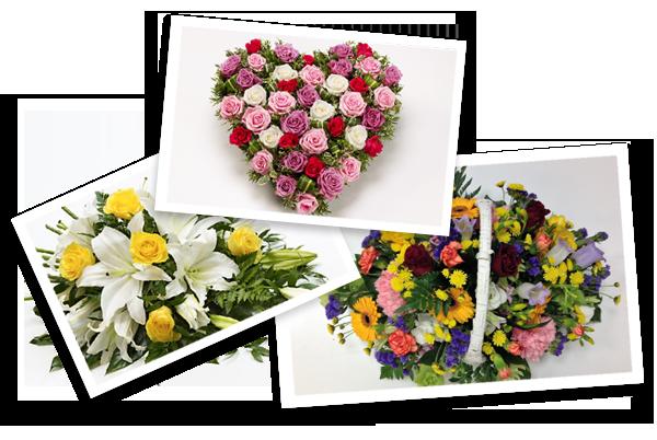 floral arrangements by make my day flowers, Alton Hampshire