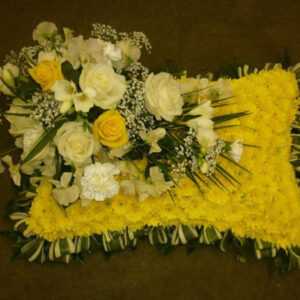 Floral Pillow Arrangement