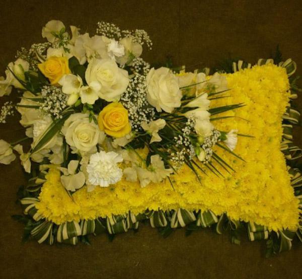 Floral Pillow Arrangement